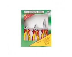 26852 Набор шарнирно-губцевого инструмента Professional electric (3 предм.)WIHA