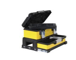 1-95-829 Ящик для инструмента металлопластмассовый желтый Stanley