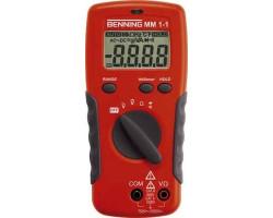 Цифровой мультиметр MM 1-1 044081 BENNING