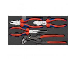 KN-002001V01 Набор клещей Basic Knipex