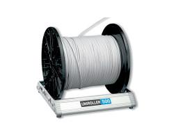 Uniroller-500 Устройство для размотки кабеля в катушках до 140 кг