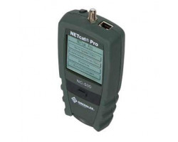 Сетевой тестер NETcat Pro NC-500 Greenlee