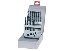300500110 KEIL СВЕРЛА по металлу HSS DIN 338 1,0-10,0 мм 19 ячеек