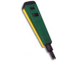 Инструмент для заделки кабеля в кросс-панель с лезвием 66 46021 Greenlee