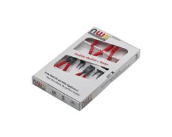 Набор-клещи для съема стопорных колец №2 (4 шт) NWS 792