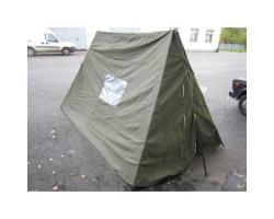 Палатка монтажная с каркасом в форме шатра ЭМИ