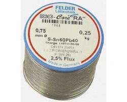Припой 0.75 мм FLD-234978 Felder