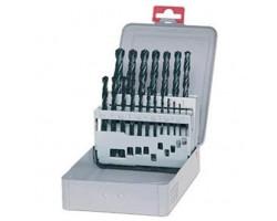 300500113 KEIL СВЕРЛА по металлу HSS DIN 338, 1,0-13,0 мм, 25 ячеек