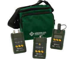 Набор для тестирования ВОЛС (SM-MM) с SC адаптером 5890-SC Greenlee