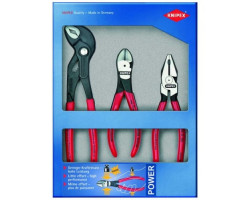 KN-002010 Набор инструментов особой мощности Knipex