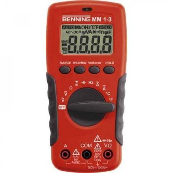 Цифровой мультиметр MM 1-3 044083 BENNING
