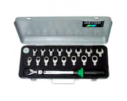 HE-00792180080 Набор динамометрических инструментов 10-60Nm Heyco