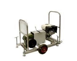 23606 Лебедка бензиновая автономная с усилием до 10kN (1000кг) ШТОК