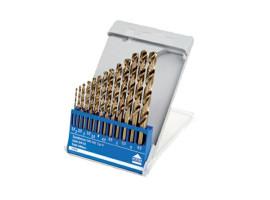 307213165 KEIL СВЕРЛА по металлу кобальтовое, 1,5-6,5 мм 13 ячеек