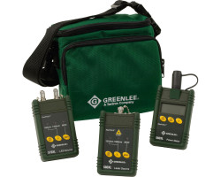 Набор для тестирования ВОЛС SM/MM c ST адаптером 5890-ST Greenlee