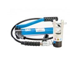 Пресс гидравлический помповый ПГП-300А (КВТ)
