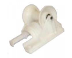 KM-105062 линейный кабельный ролик пластик (кабель max Ø 100мм) Katimex