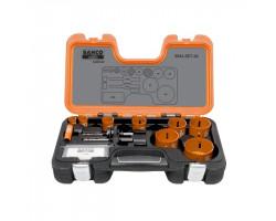 3834-SET-95 Набор кольцевых биметаллических пил Sandflex (14 шт) BAHCO