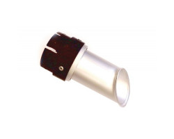 Дымоприемник металлический 50 мм 3СА06-5001 ERSA