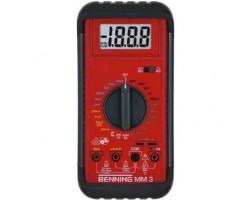 Цифровой мультиметр MM 3 044029 BENNING