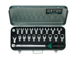 HE-00795200080 HEYCO Комплект динамометрических инструментов (40-200 Nm)
