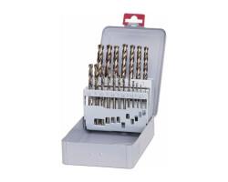 307500110 KEIL СВЕРЛА по металлу кобальтовsе, 1.0-10.0 мм, 19 ячеек