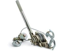 Лебедка ручная для монтажа провода СИП ЛР-15 КВТ