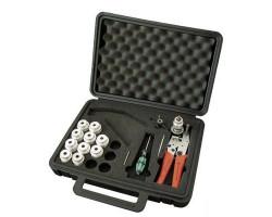 RE-800730306 RENNSTEIG Набор для удаления изоляции с оптоволоконного кабеля