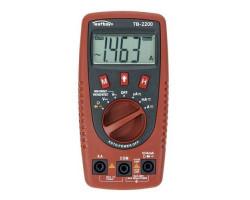 Мультиметр цифровой с сенсором напряжения TESTBOY2200