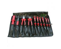 Набор диэлектрических инструментов VDE 1000V 220014 Haupa