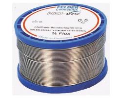 Припой 0,5 мм с безотмывочным флюсом 500г LD-230206 Felder