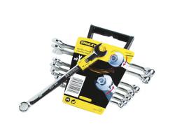 4-89-997 Набор комбинированных гаечных ключей Accelerator 8-16 мм STANLEY