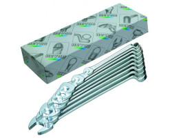 HE-00410945083 Набор комбинированных гаечных ключей (10-24мм) HEYCO