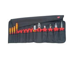 KN-989913 Knipex Набор иструмента 1000 В в рабочей сумки
