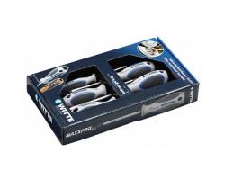 663865 WITTE Комплект отвёрток для винтов со шлицем и Phillips (5 шт.)