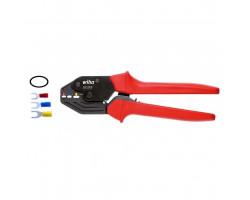 Пресс-клещи для изолированных кабельных наконечников и контактов 0,5-6 мм2 Wiha