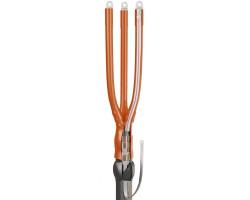 Муфта кабельная концевая 3ПКТп-6-150/240-Б КВТ