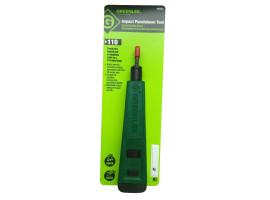 GT-46023 Инструмент для заделки кабеля в кросс-панель с лезвием 110 Greenlee