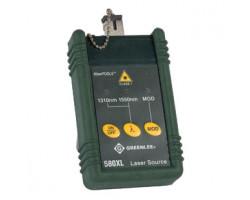 Лазерный источник излучения 580XL c фиксированным SC адаптером Greenlee