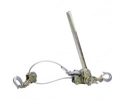 Лебедка ручная для монтажа провода СИП ЛР-20 КВТ