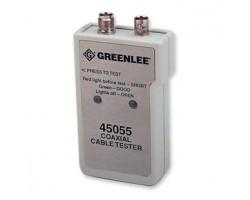 Тестер коаксиального кабеля GT-45055 Greenlee
