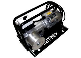KM-105512 Электрическая кабельная лебедка KSW-E-2000 20кН Katimex