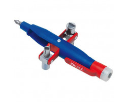 KN-001117 Ключ для электрошкафов штифтовой Knipex