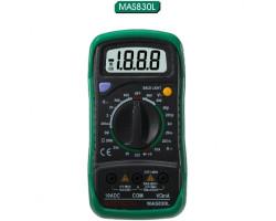 Цифровой мультиметр MAS830L Mastech