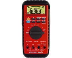 Прецизионный цифровой мультиметр MM11 044080 BENNING
