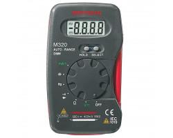 Компактный цифровой мультиметр M320 Mastech