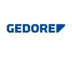 """L-образный прямой реактивный рычаг для модели DVI28, 1"""" GEDORE"""