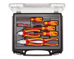 VDE-набор шарнирно-губцевого инструмента, 8 предметов GEDORE