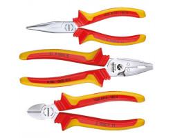 VDE-набор шарнирно-губцевого инструмента 3 предмета GEDORE