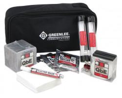 GT-CFK1202 Greenlee набор для чистки оптики ( для FTTX)
